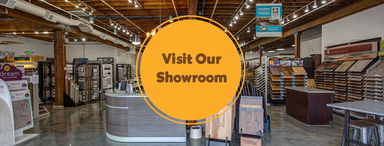Take a virtual 3D 360 tour of our Showroom in Oregon City